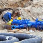 Jak włączyć przyłącze wodociągowe do sieci?